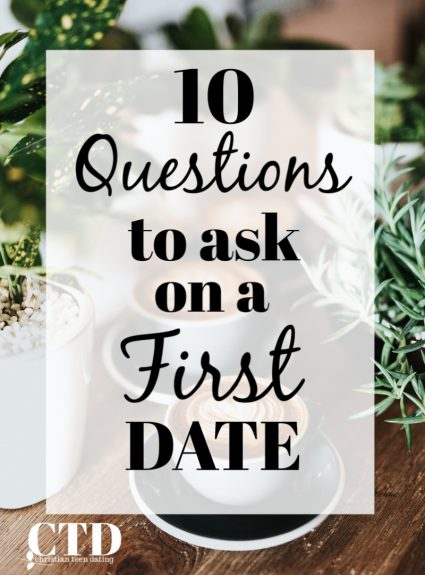 10 Questions to Ask on a First Date