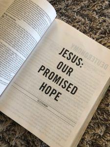 The Jesus Bible Bible Review #biblereview #thejesusbible #biblesforteenagers #biblerecommendations