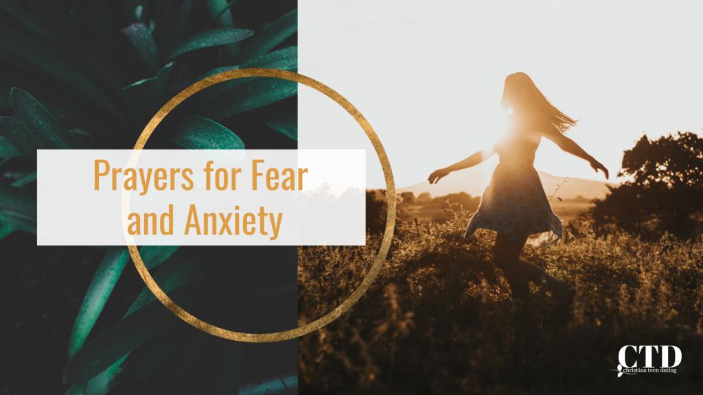 Prayers for Fear and Anxiety #prayersforfearandanxiety #howtopray #christianprayers #spiritualwarfare #prayerwarriors #prayersforpeace